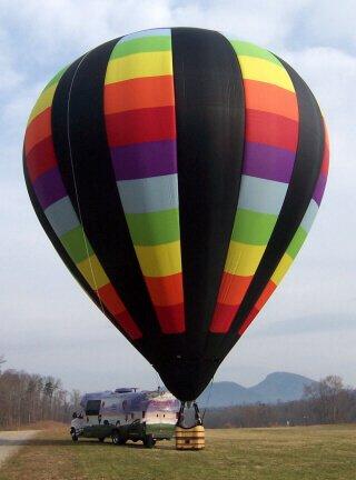head balloon